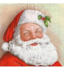 Serviette le père Noël