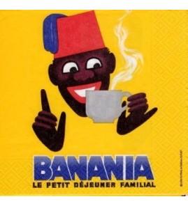 Serviette banania