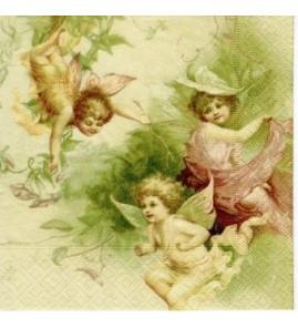 Serviette Petites fées 2