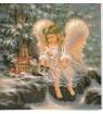 Serviette ange