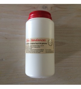 Colle/vernis résine polymère 500 ml