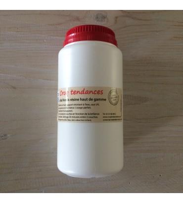 Colle-vernis résine polymère 500 ml