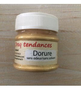 Dorure Feuille d'or 45 ml