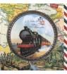 Serviette train express