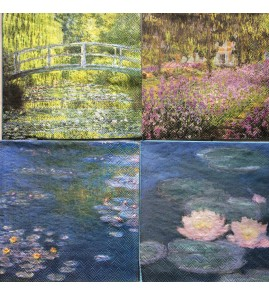 "Lot "" Claude Monet"""