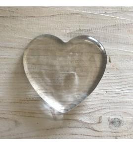 coeur presse papier
